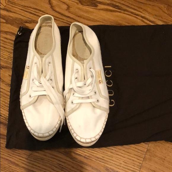 c4c9351d057 Gucci Shoes - Gucci Evissa Espadrille Sneaker